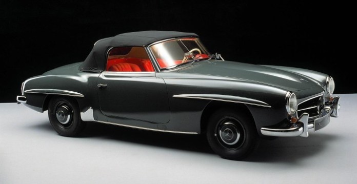 1955 Mercedes-Benz 190 SL (1)