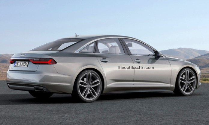 2017 Audi A6 rendering (2)