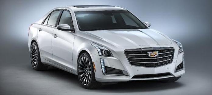 Cadillac CTS Midnight Edition