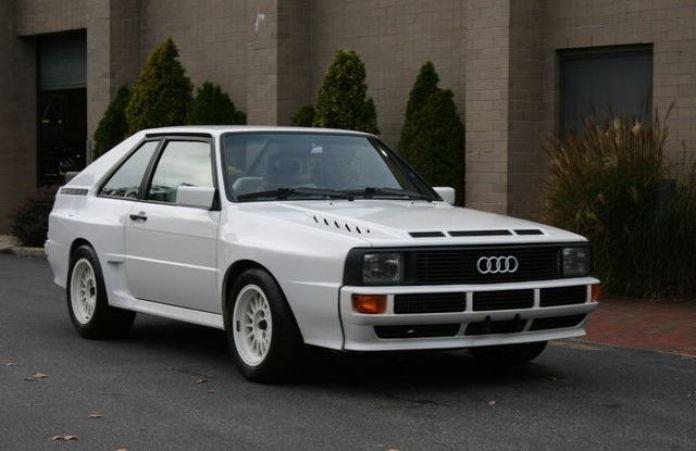 Audi Sport Quattro SWB 1985 for sale (1)