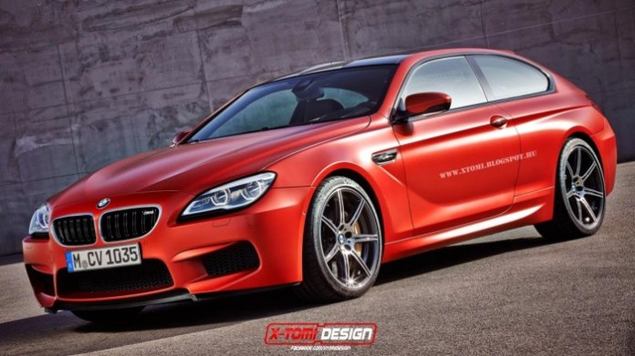 BMW M6 Shooting Brake