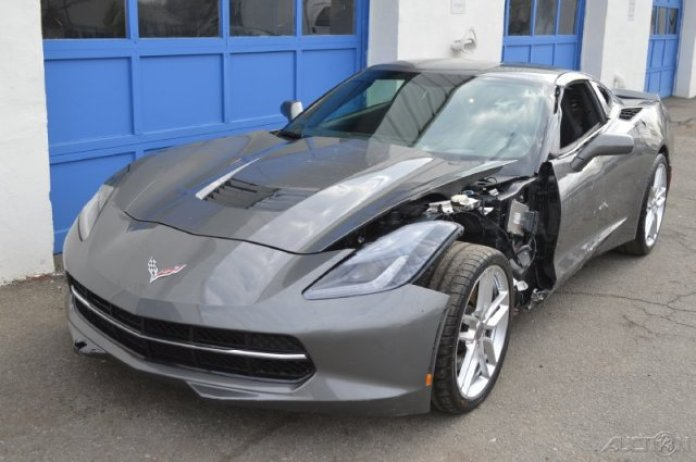 Chevrolet Corvette Stingray Z51 (2)