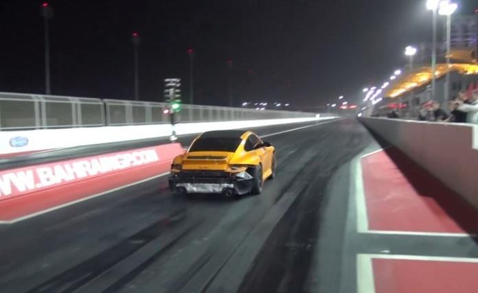 EKanoo Racing Porsche 997