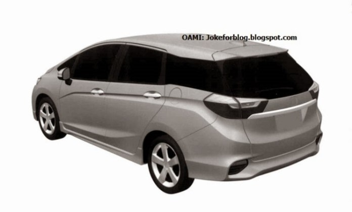 Honda Shuttle patent drawing (3)