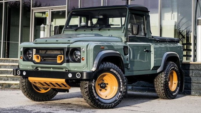 Land Rover Defender Pick Up by Kahn Design 1