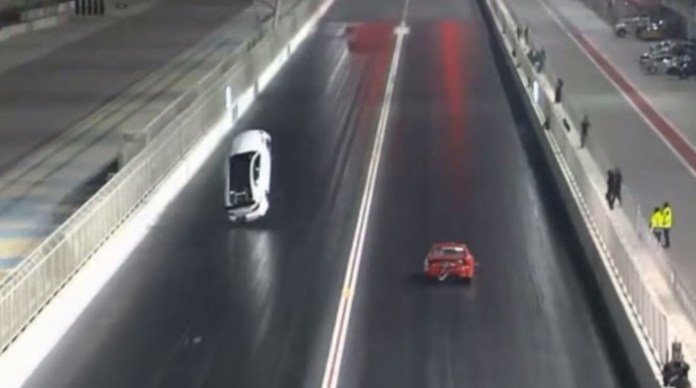 Lexus Crash