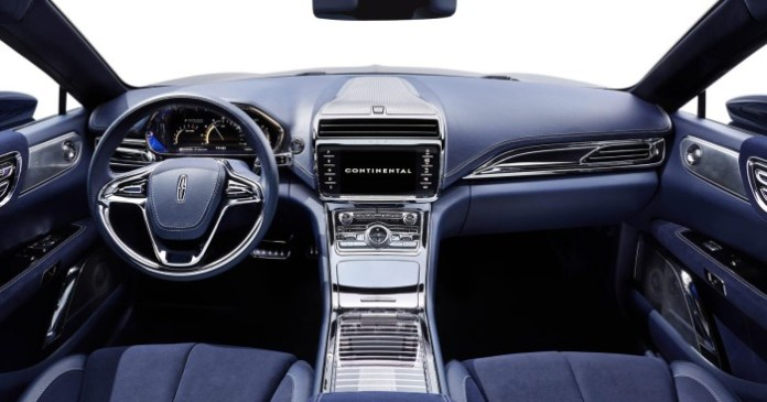 Lincoln Continental concept 2015 (8)