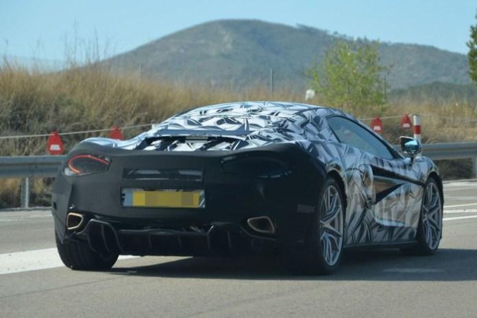 McLaren Sport Series Spy Photos (3)