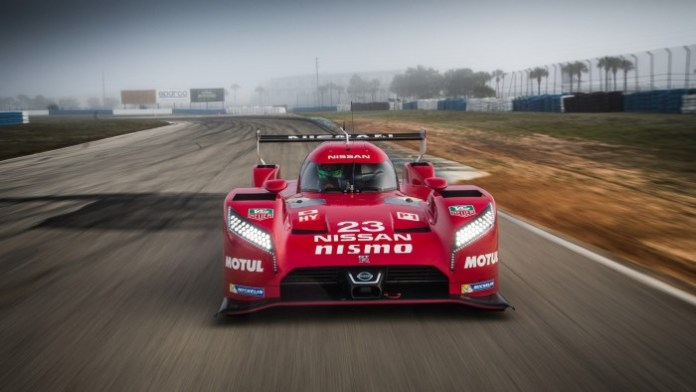 Nissan GT-R LM NISMO 2