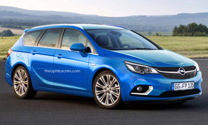 Opel Astra Sports Tourer (1)