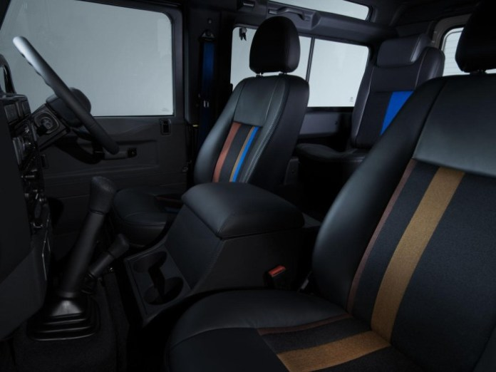 Paul Smith Land Rover Defender 3