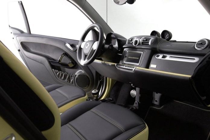 Smart ForTwo Cabrio edition MOSCOT 23