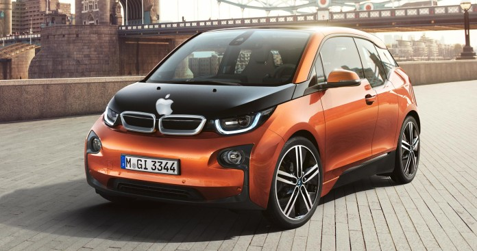 bmw-i3-orange apple
