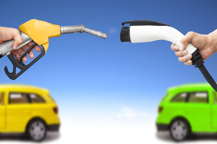 ev electric gas