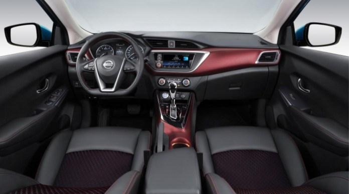 2015 Nissan Lannia 8