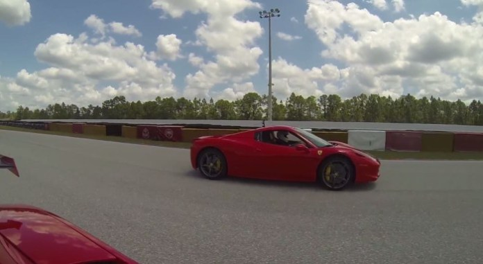 458 Spider Vs Gallardo Super Trofeo