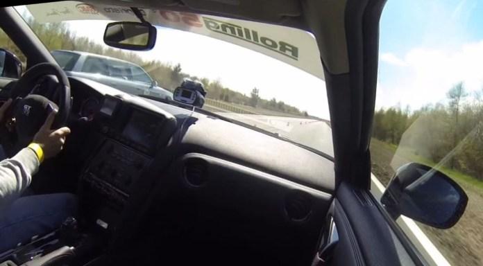 AMS Nissan GT-R 1600hp
