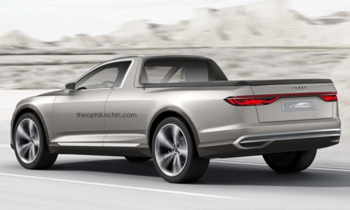 AUDI PROLOGUE ALLROAD pickup (1)