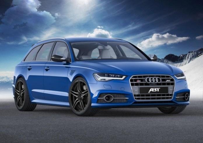 Audi S6 Avant by ABT Sportsline (1)