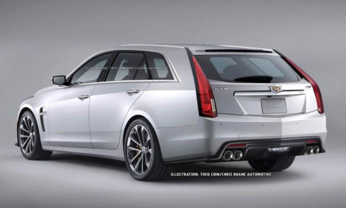 Cadillac CTS-V Wagon (2)