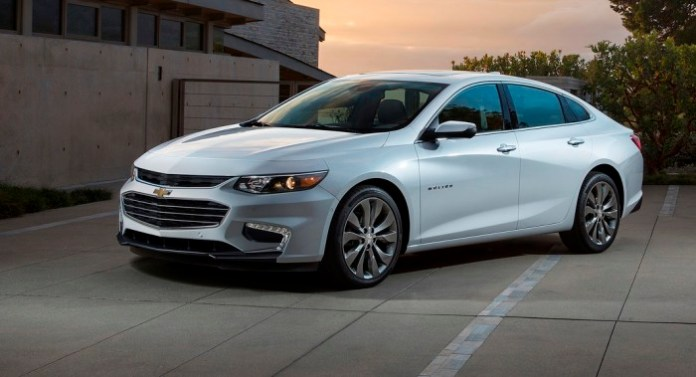 The 2016 Chevrolet Malibu is nearly 300 pounds lighter and has wheelbase that?s been stretched nearly 4 inches, making it more fuel efficient, more functional and more agile.