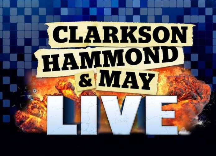 Clarkson Hammond & May Live