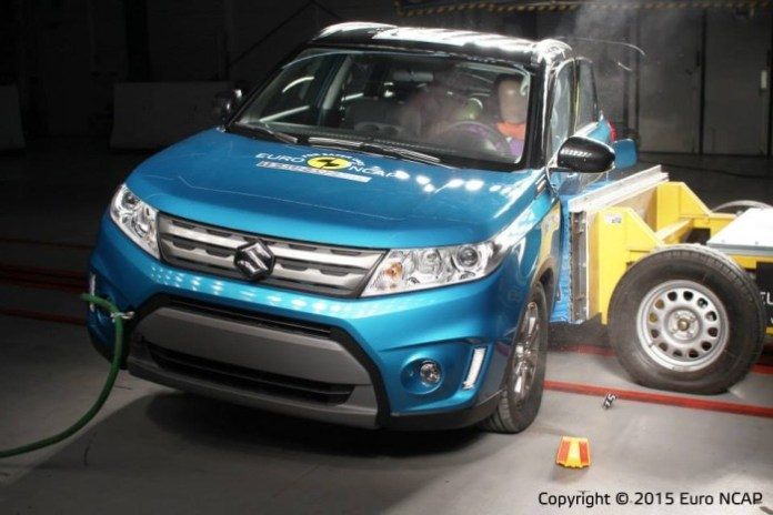 Euro NCAP April 2015 crash tests (2)