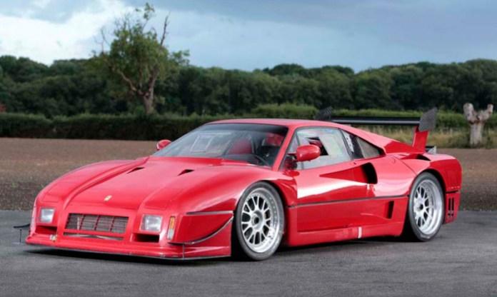 Ferrari 288 GTO Evoluzione for sales (1)