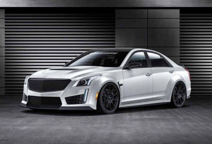Hennessey Cadillac CTS-V HPE1000 (1)