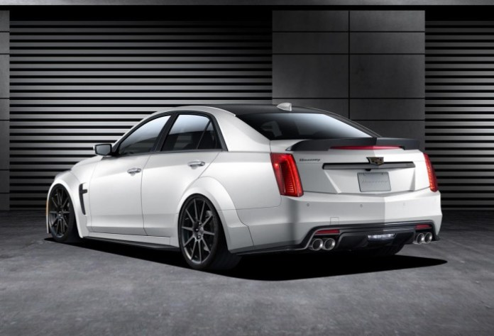 Hennessey Cadillac CTS-V HPE1000 (2)