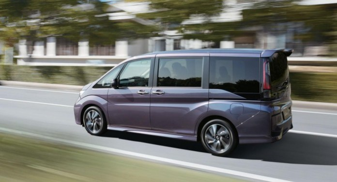 Honda Step WGN 5