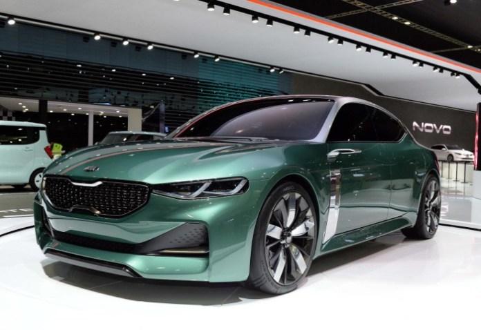 Kia Novo fastback concept (1)