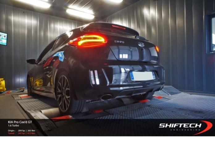 Kia Pro_Cee'd GT by Shiftech (1)