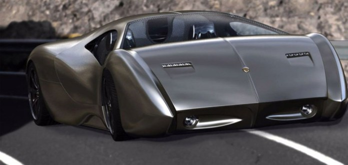 Lyons LM2 Streamliner concept (1)