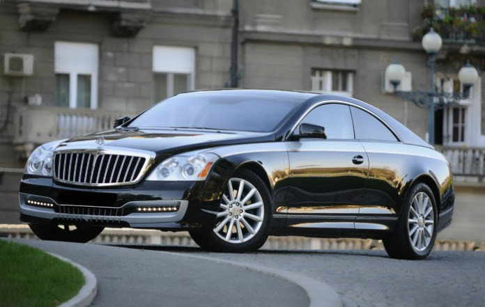 Maybach 57 S Coupe by DC Dream Cars (1)