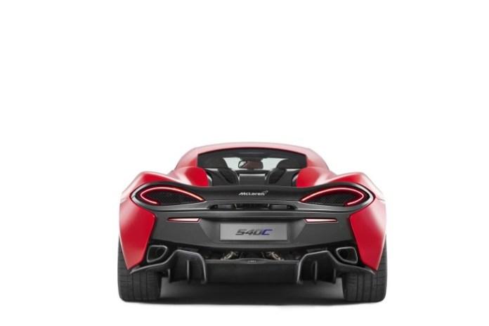 McLaren 540C 5