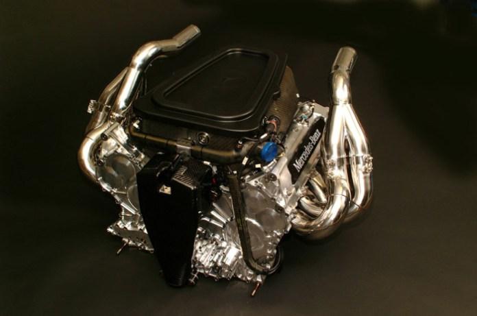 Mercedes-Benz V8 Engine