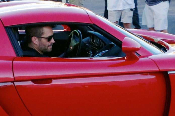 Paul Walker Carrera GT