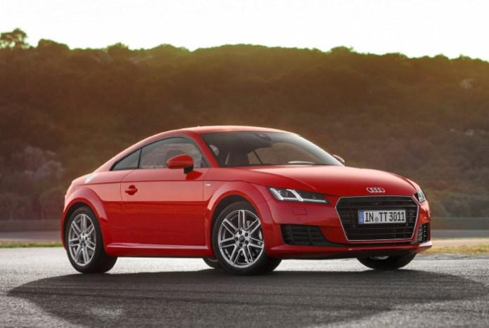 Audi TT 1.8 TFSI: Sportler im kompakten Format