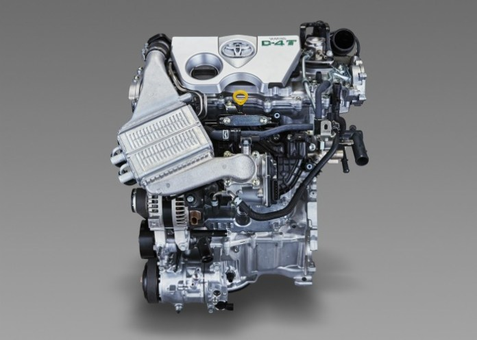 Toyota 8NR-FTS 1.2L Turbo Engine (3)