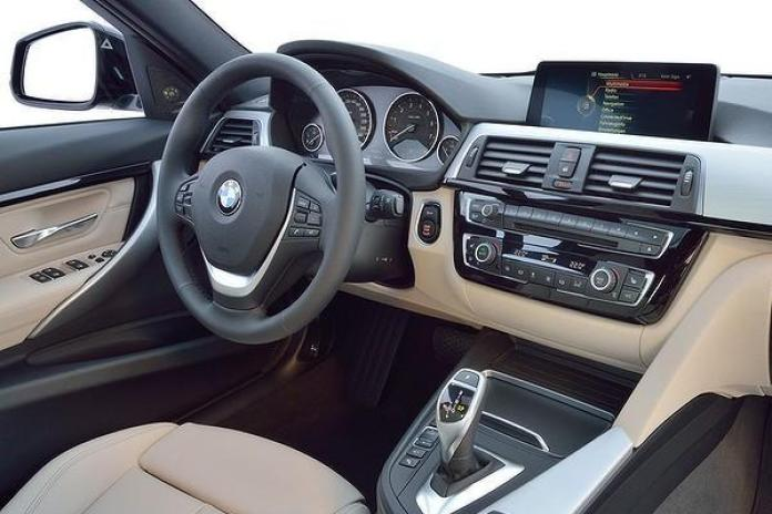 2015 BMW 3-Series facelift leaked official image 4