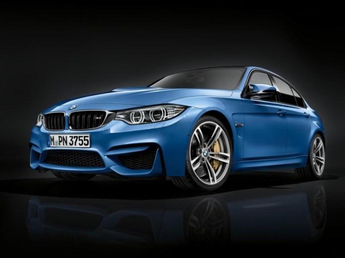 2016 BMW M3 (1)
