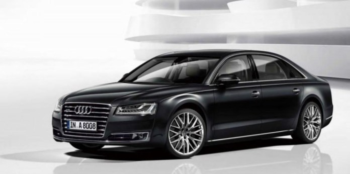 Audi A8 L Chauffeur special edition (1)