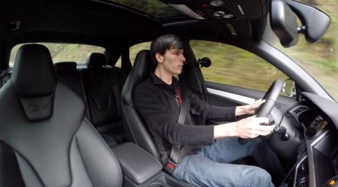 Audi S4 - Engine Sound Test