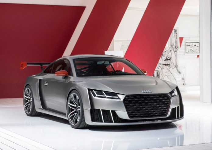 Audi and Skoda at Worthersee 2015 (1)