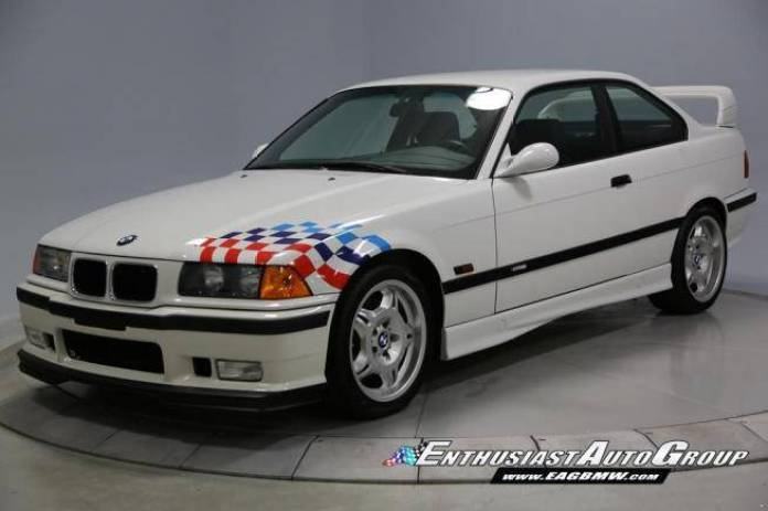 BMW M3 Lightweight Paul Walker for sale (1)
