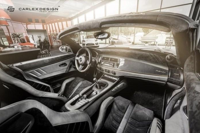 BMW Z4 Rampant by Carlex Design (8)