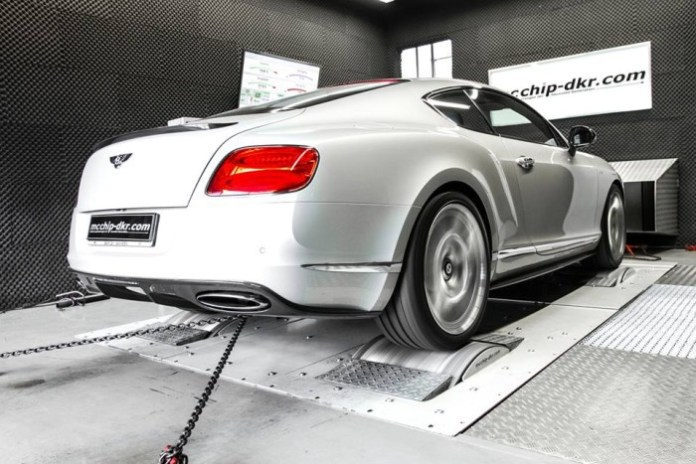 Bentley Continental GT by Mcchip DKR (4)