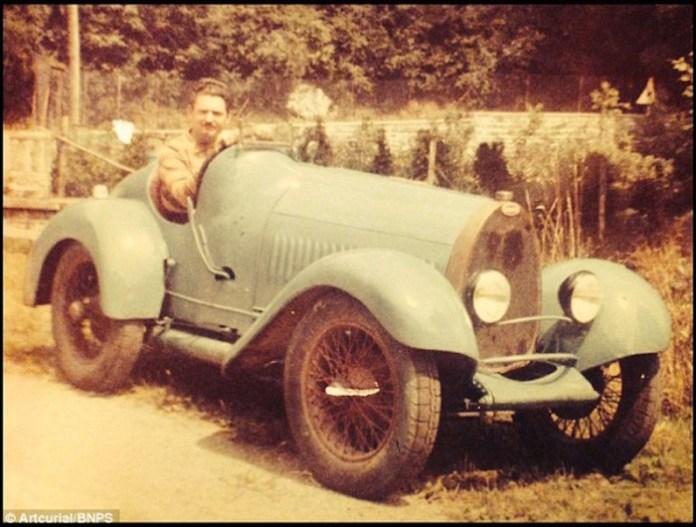 Bugatti Brescia barnfind (2)
