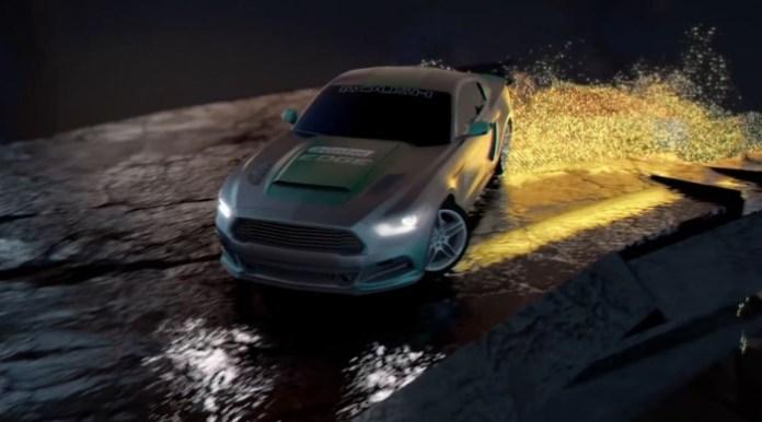 Castrol EDGE USA Titanium Strong Virtual Drift